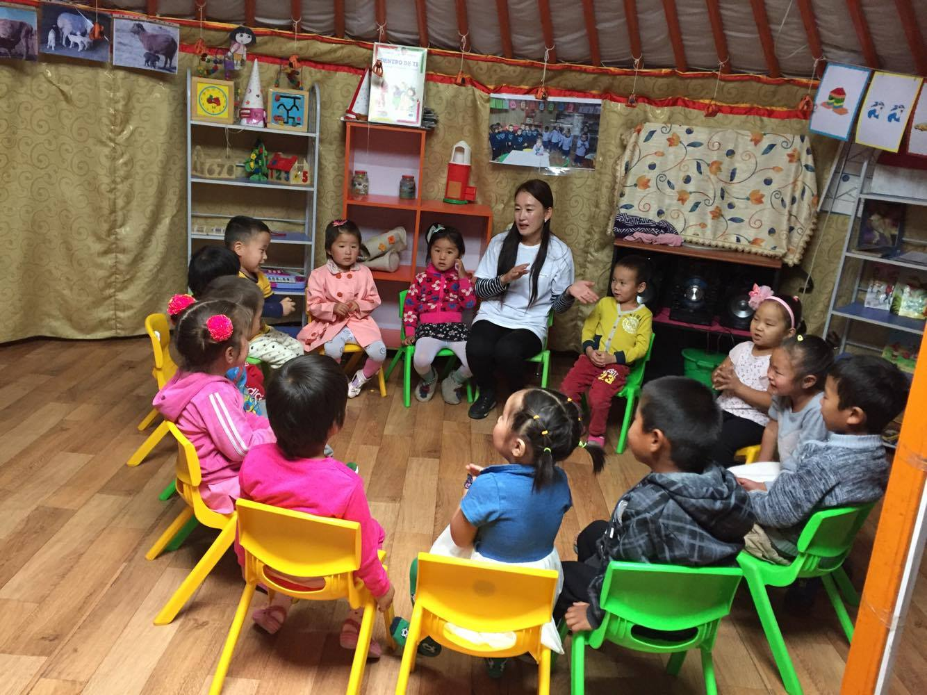 Helping the future: How we support children through day care
